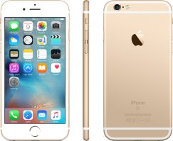 Apple iPhone 6s 128GB Smartphone - Straight Talk Wireless - Gold