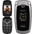 Samsung SCH-U410 Camera Bluetooth Speaker Phone Verizon