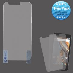 Coolpad Catalyst Screen Protector Twin Pack
