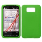 HTC HD2 Solid Skin Cover - Green