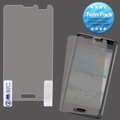 LG Optimus F3 Screen Protector Twin Pack