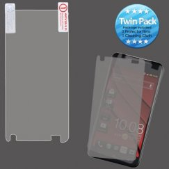 HTC Droid DNA Screen Protector Twin Pack