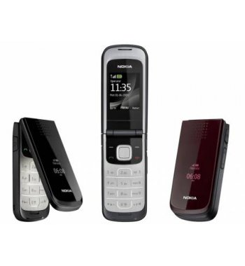 Nokia 2720 Basic Bluetooth Camera Flip Phone T Mobile