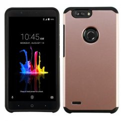ZTE Blade Z Max / Sequoia Z982 Rose Gold/Black Astronoot Case