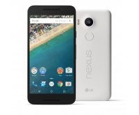 LG Nexus 5X 32GB Android Smartphone - Cricket Wireless - White