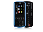LG AX265 Rumor2 Bluetooth Camera GPS Blue Phone Sprint
