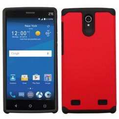 ZTE ZMAX 2 Red/Black Astronoot Case