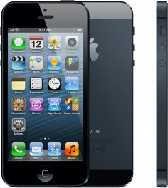 Apple iPhone 5 32GB Smartphone - Virgin Mobile - Black