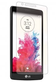 LG G3 Vigor BodyGuardz Ultra-thin Tempered Glass Screen Protector