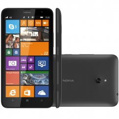 Nokia Lumia 1320 8GB Windows Smartphone for Cricket Wireless - Black