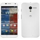 Motorola Moto X 16GB 4G LTE Android Phone in White ATT Wireless