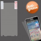 LG Spirit 4G Anti-grease LCD Screen Protector/Clear