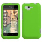 HTC Rhyme Dr Green Case - Rubberized