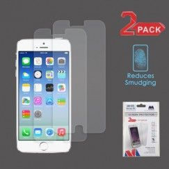 Apple iPhone 6/6s Anti-grease LCD Screen Protector - Clear - 2-pack
