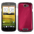 HTC One S Red Cosmo Back Case