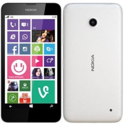 Nokia Lumia 635 8GB 4G LTE White Windows Smart Phone T-Mobile