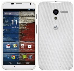 Motorola Moto X 16GB XT1055 Android Smartphone for U.S. Cellular - White
