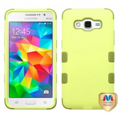 Samsung Galaxy Grand Prime Green Tea/Olive Green Hybrid Case
