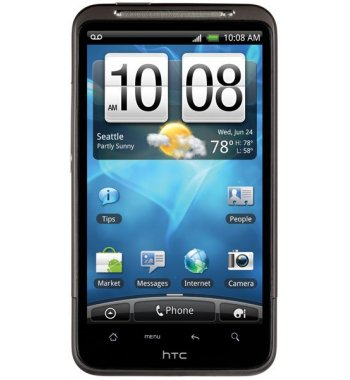 HTC Inspire 4G GPS High-End Android RED PDA Phone Unlocked