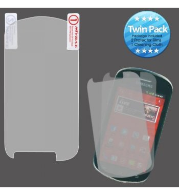 Samsung Galaxy Reverb Screen Protector Twin Pack