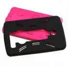Hot Pink/Black Symbiosis Stand Protector Cover