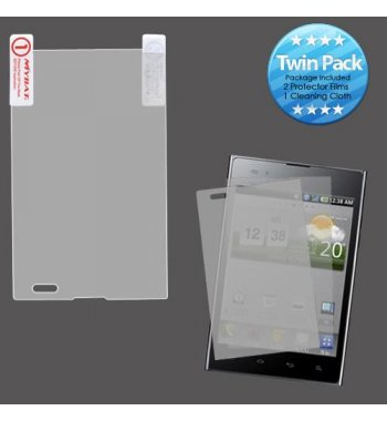 LG Intuition Screen Protector Twin Pack