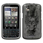 Motorola Droid Pro Vintage Skull Phone Protector Cover