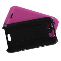 LG Connect 4G Hot Pink Inverse Fusion Case