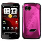 HTC Rezound Hot Pink Cosmo Back Protector Cover