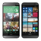 HTC One M8 32GB GRAY Windows 8.1 Cortana Smart Phone Unlocked