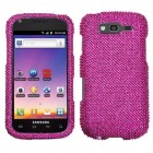 Samsung Galaxy S Blaze 4G SGH-T769 Hot Pink Diamante Case