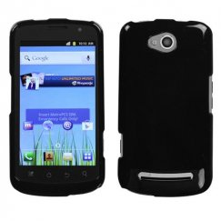 Coolpad Quattro 4G Solid Black Case