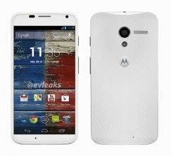 Motorola Moto X 16GB XT1060 Android Smartphone for Verizon - White