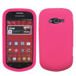 Samsung Galaxy Reverb Solid Skin Cover - Hot Pink