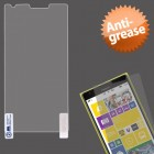 Nokia Lumia 1520 Antigrease LCD Screen Protector/Clear