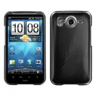 HTC Inspire 4G Black Cosmo Back Protector Cover