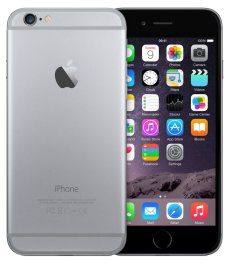 Apple iPhone 6 64GB - ATT Wireless Smartphone in Space Gray
