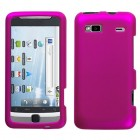 HTC G2 Titanium Solid Hot Pink Case