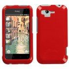 HTC Rhyme Solid Flaming Red Case