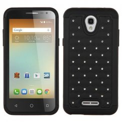 Alcatel One Touch Elevate Black/Black FullStar Case