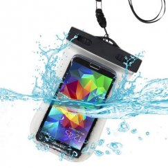 Universal T-Clear Waterproof Bag (with Lanyard and Armband)