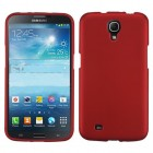 Samsung Galaxy Mega Titanium Solid Red Phone Protector Cover