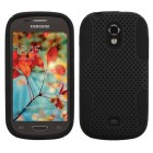 Samsung Galaxy Light Black/Black Astronoot Phone Protector Cover