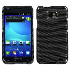 Samsung Galaxy S2 Carbon Fiber Case