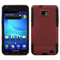 Samsung Galaxy S2 Red/Black Astronoot Case