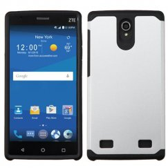 ZTE ZMAX 2 Silver/Black Astronoot Case