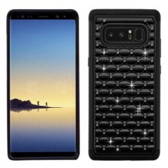 Samsung Galaxy Note 8 Black/Black FullStar Case
