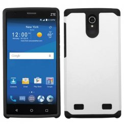 ZTE ZMAX 2 White/Black Astronoot Case