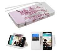 LG G3 Spring Flowers MyJacket Wallet(36A)