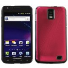 Samsung Galaxy S2 Skyrocket Red Cosmo Back Case